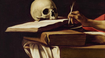"""Memento Mori: How a skull on your desk will change your life"""